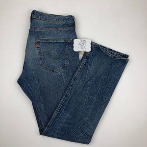 NWOT Levi's 501 Original Fit Straight Jeans 32x32